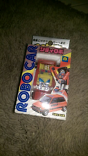 Robo car city car mark robot originale japan scatola giapponese