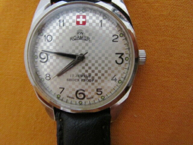 Roamer mov.fhf st96 a carica manuale- 5