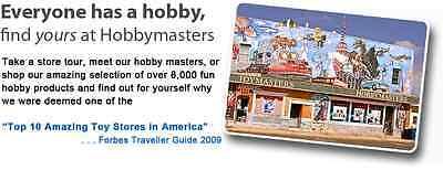 HobbyMasters Inc