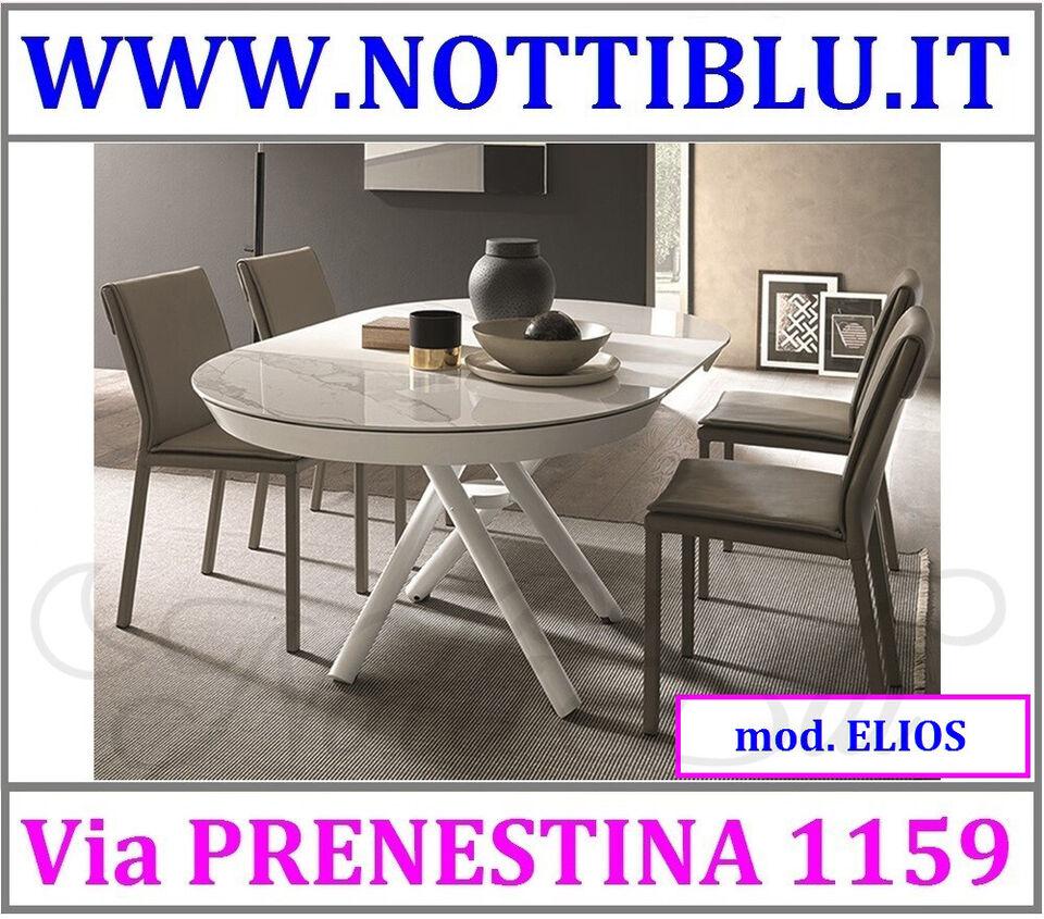 Tavolini Trasformabili Roma _ Tavolino Estensibile HELIOS / A20