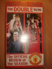 VHS Manchester United Official Season Review 1995/96