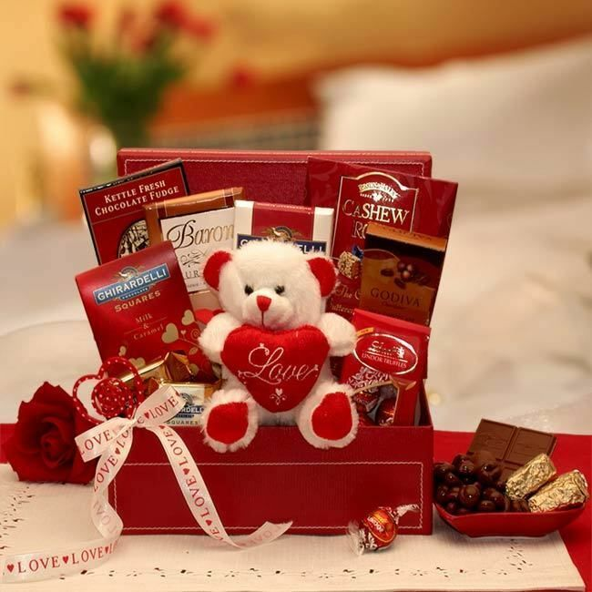 valentines day gift basket - Valentines Day Gift Basket Ideas