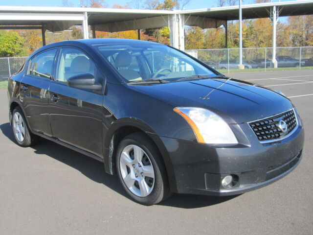 2009 nissan sentra clean runs strong 5 days no reserve price auction used nissan. Black Bedroom Furniture Sets. Home Design Ideas