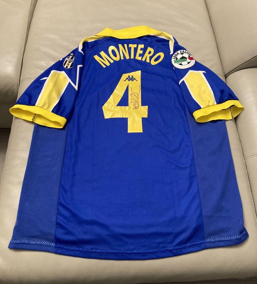 Maglia Montero Juventus