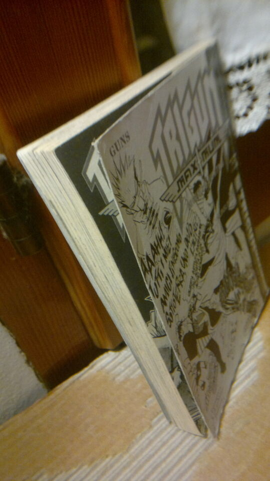 GUNS TRIGUN MAXIMUM 6 Yasuhiro Nightow DYNAMIC manga fumetti 8