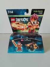 Dimensioni LEGO CHIMA 71222 Laval Fun Pack New