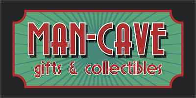 Man-Cave Gifts and Collectables