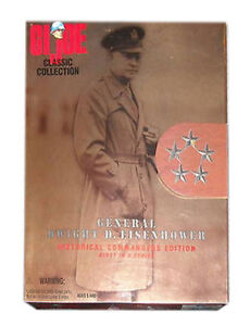 Hasbro General Dwight D. Eisenhower Action Figure Classic Collection