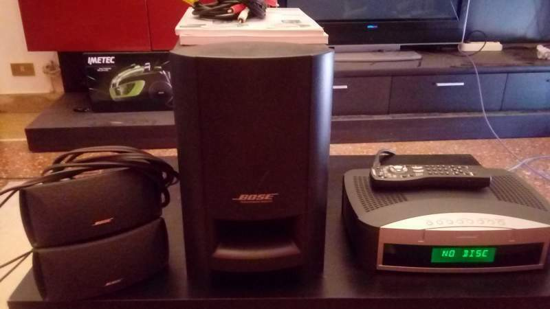 Bose 3-2-1 home entertainment systems