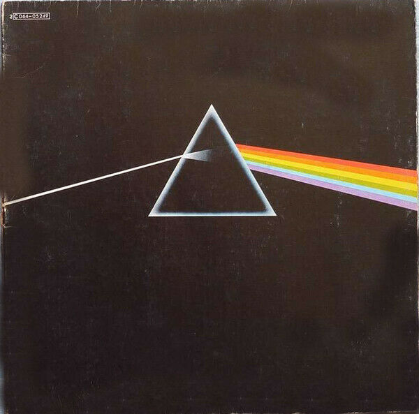 Pink Floyd The Dark Side Of The Moon Harvest 2C 064-05249