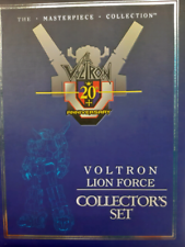 Voltron Lion Force, 20th anniversary Collector's Set, 245¤