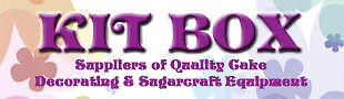 Kit Box Sugarcraft