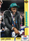 Larry Johnson Basketball Trading Cards