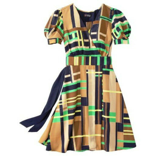 The Tie-Front Dress by Hatch