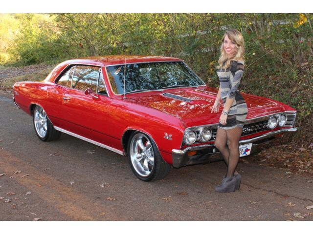 1967 chevy chevelle ss 138 396 4 spd 12 4wpdb ps vintage ac see video used chevrolet chevelle