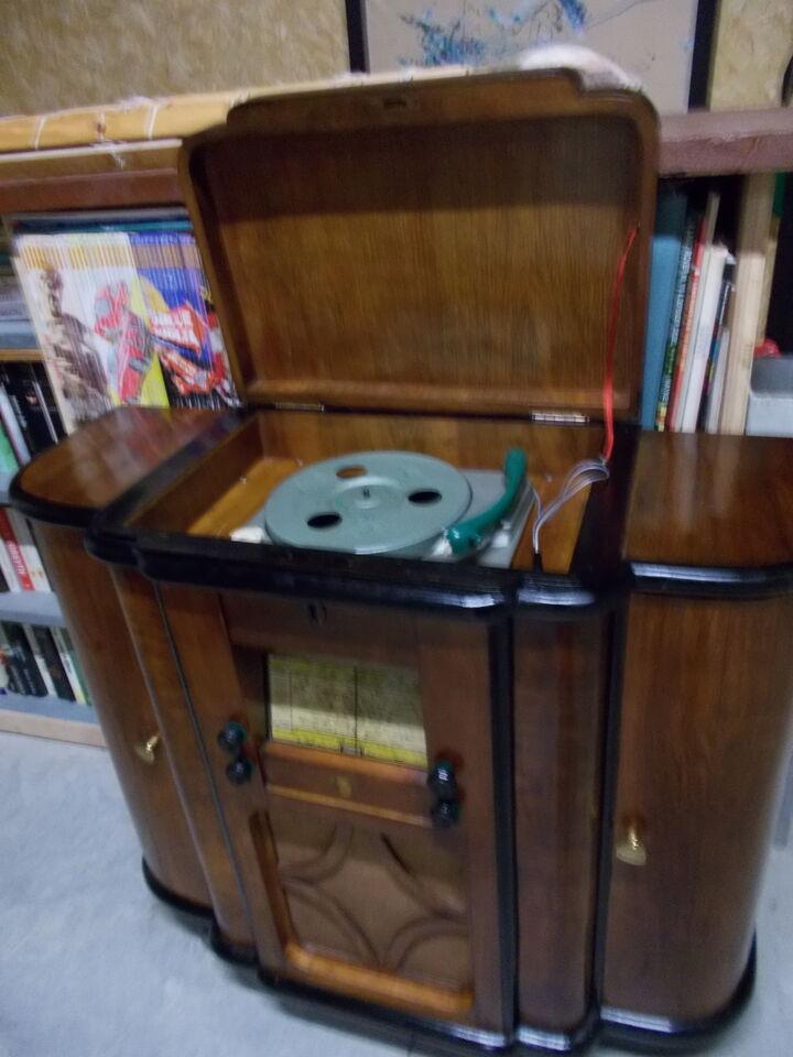 Radiogrammofono Radiomarelli Axum 1932 4