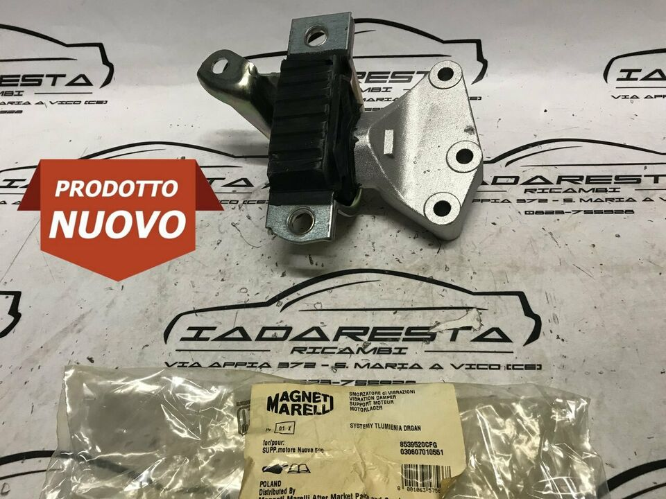 Supporto Motore DX Fiat 500 - Panda 1.3 Multijet 51854035 2