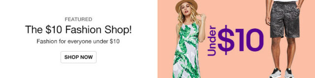 The $10 Womens Fashion Shop!