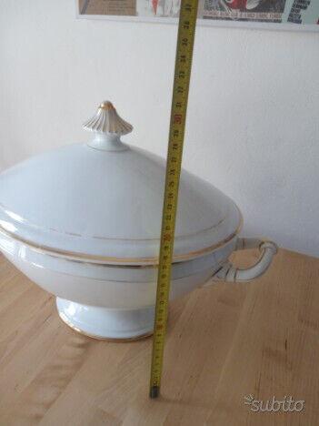 Grande Zuppiera ceramica ginori 2