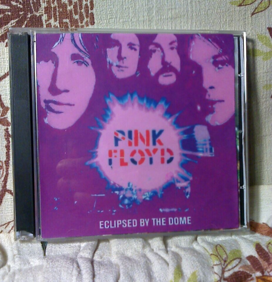 Eclipsed by The Dome PINK FLOYD 1972