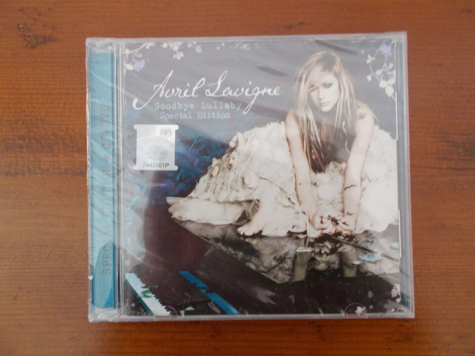 "Avril lavigne ""goodbye lullaby - special edition""..."