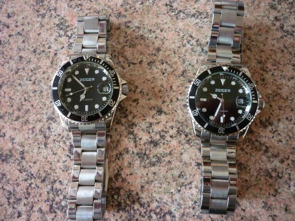 Due orologi automatici 4