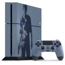 PS4 Uncharted 4 Limited Edition Nuova