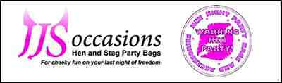 JJS Occasions Hen Party Accessories