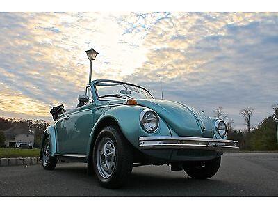 Volkswagen Beetle Classic Supper Bug