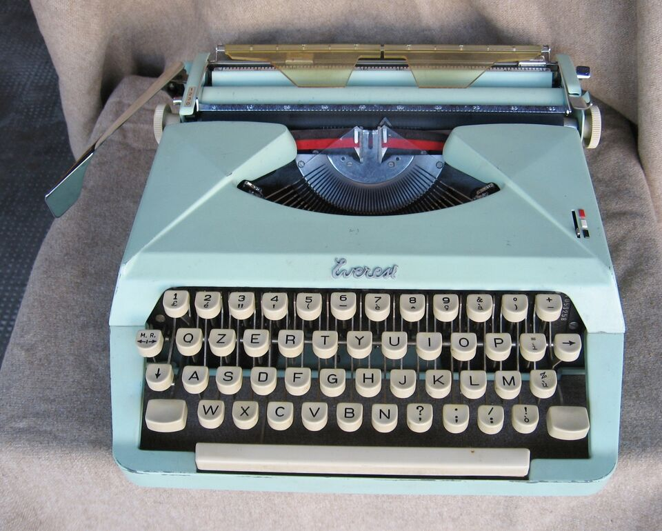 Macchina da scrivere typewriters Everest K3