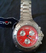 Sector 760 swiss made e chronograph 100 meters swiss made