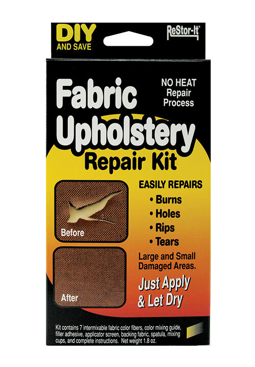 How to Repair Upholstery