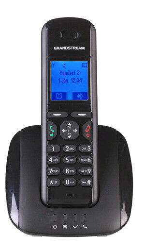 Grandstream DP715/710 DECT IP Phone