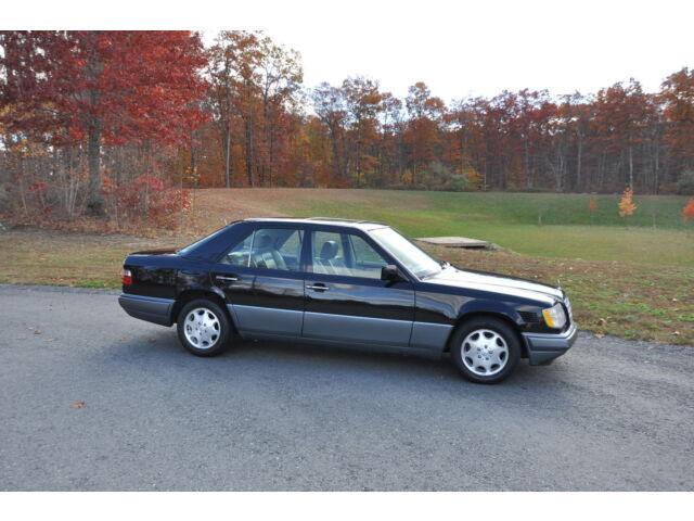1995 mercedes benz e300d diesel black tan one owner for 1995 mercedes benz e300 diesel for sale