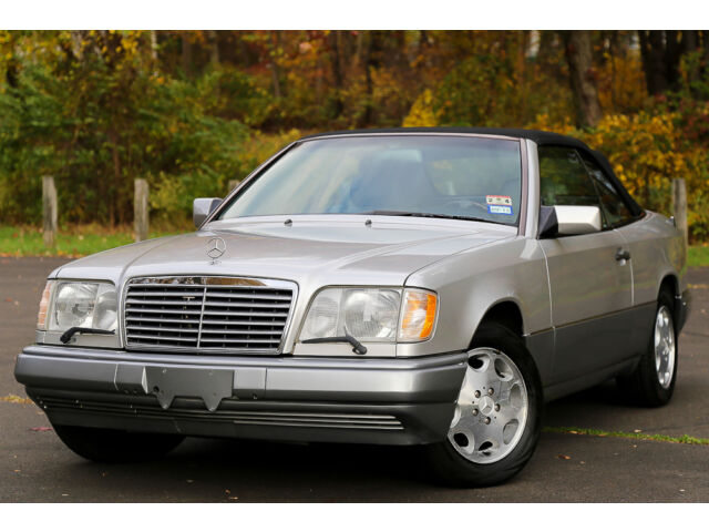 1995 mercedes benz e320 convertible texas vehicle serviced for Mercedes benz used car locator