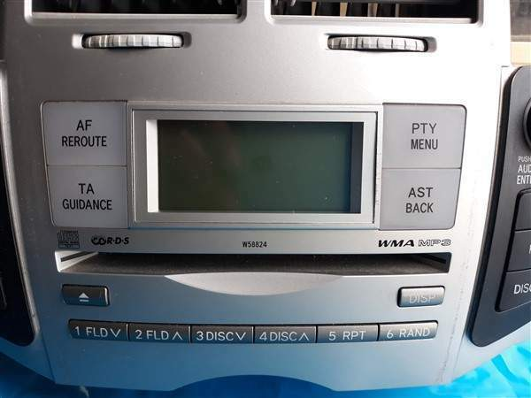 Stereo lettore cd toyota yaris 2010 4