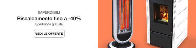 Riscaldamento e climatizzazione fino al -40%