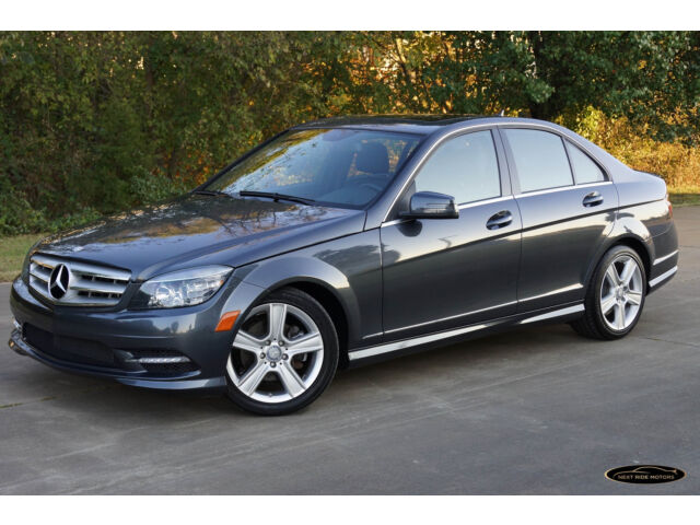 5 days no reserve 39 11 mercedes benz c300 4matic 1 owner for Mercedes benz c300 cost