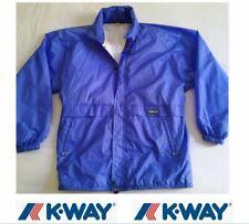 Giacca K-WAY originale Imbottita Vintage tg XL Water resistant