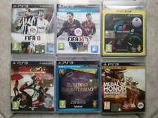 PS3 - 6 giochi per playstation 3