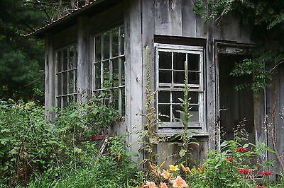 The Rustic Porch