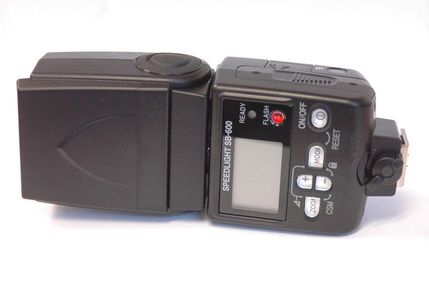 How to Use the Nikon SB-600   eBay
