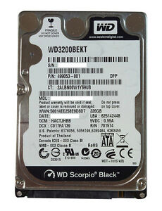 Western Digital Scorpio Black Vs. Seagate FreeAgent GoFlex