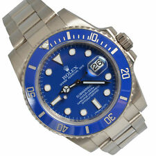 ROLEX Submariner 116619LB Date Puffo white gold 18KT Full Set
