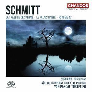Psalm 47/La Tragdie de Salom/Le Palais hant von Bullock,Y.P. Tortelier,Sao...