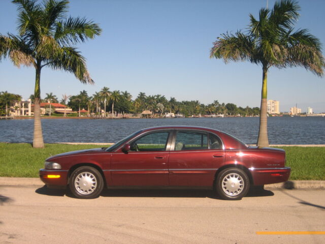 1998 97 99 00 01 buick park ave low miles two owner non. Black Bedroom Furniture Sets. Home Design Ideas