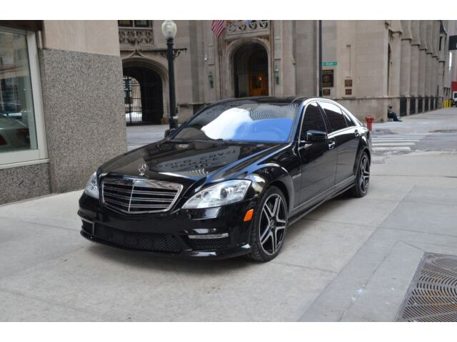 2012 mercedes benz s65 amg black with black used for Used mercedes benz s65 amg for sale