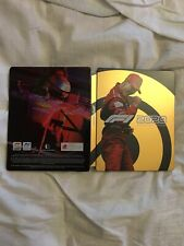 Formula 1 F1 2020 Xbox one Ps4 steelbook steelcase
