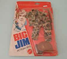 Big Jim Mattel Outfit Vestito Safari