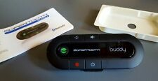 SuperTooth Buddy Kit Vivavoce Bluetooth per Auto